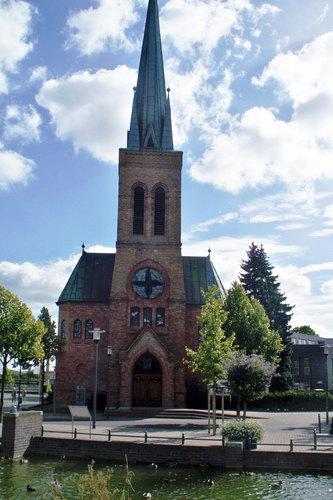 Johanneskirche, Dorsten
