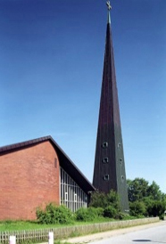 Paul-Gerhardt-Kirche, Lübeck